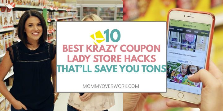 best krazy coupon lady store hacks to save tons atop phone app and kcl ladies in a store